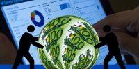 euro, dólar, Bloomberg